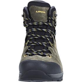 Lowa Ledro GTX Mid Shoes Men olive/mustard